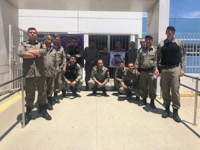 Em  Mata Grande,  Patrulha Maria da Penha inicia a capacitação para militares do Cisp