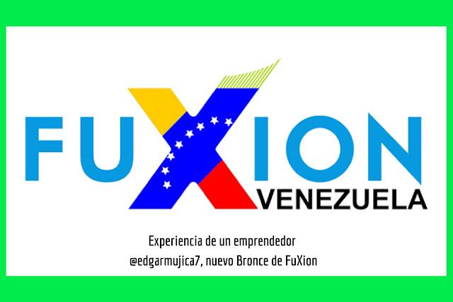 Fuxion, experiencias de un emprendedor Bronce