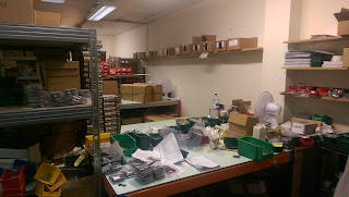 Warlord Games Mail Room