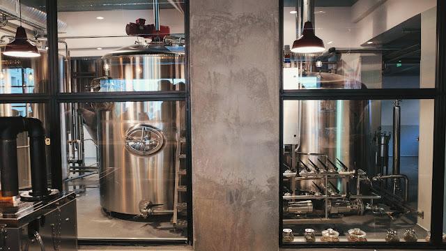 Bere Grivița - fabrica transparenta de bere