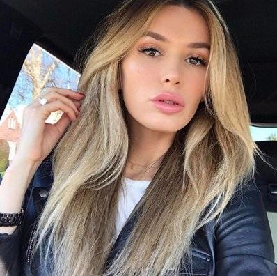 La modella albanese, Tika Camaj, nella lista delle donne più belle del mondo