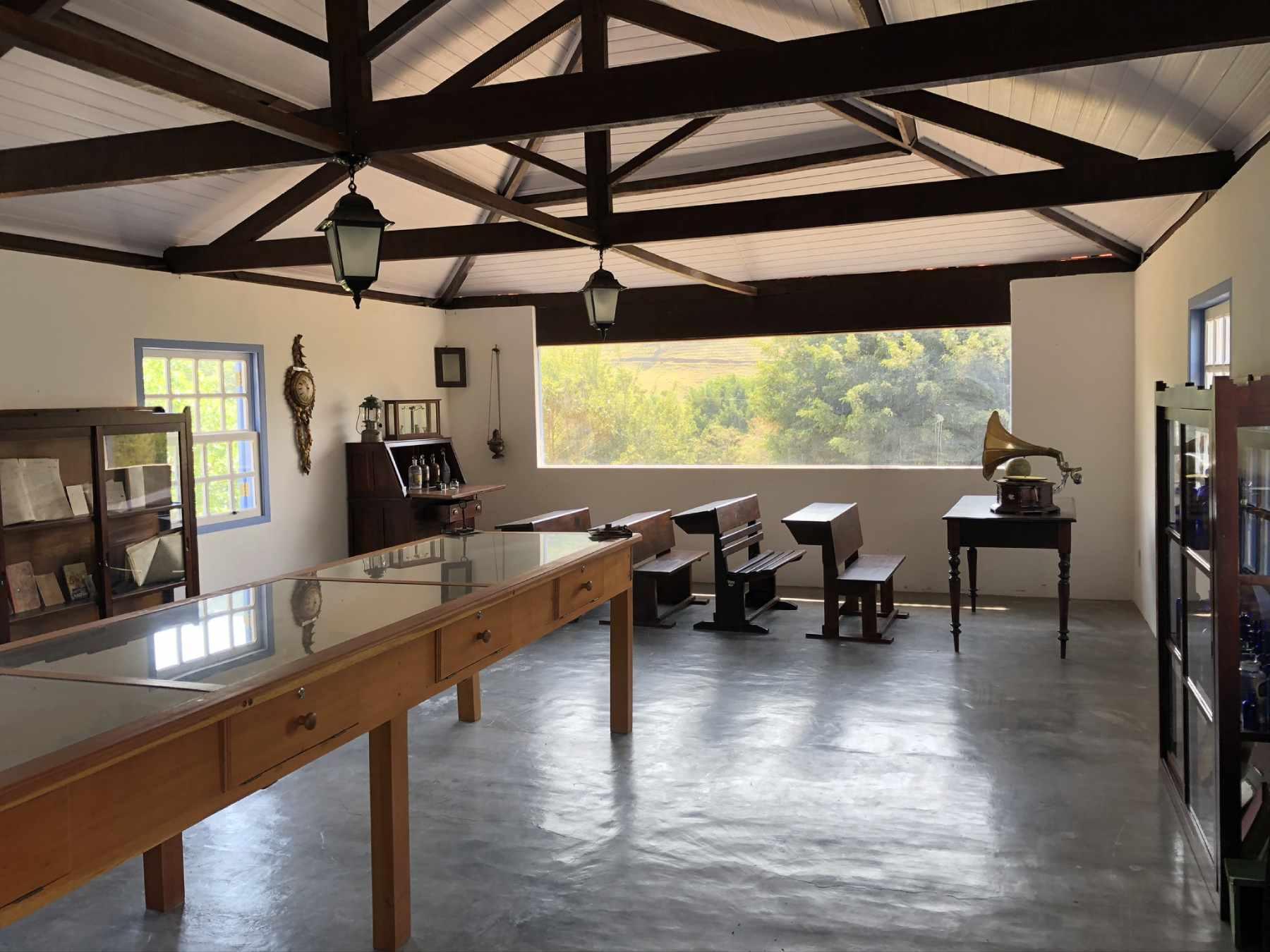 MUSEU DA FAZENDA TRANSWAL