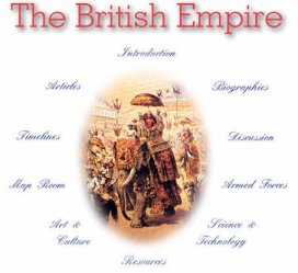 HISTORY OF THE BRITISH EMPIRE - PORTAL