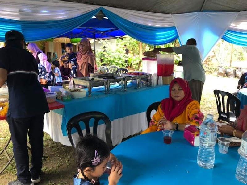 Kenduri kahwin serba sederhana di Kelantan