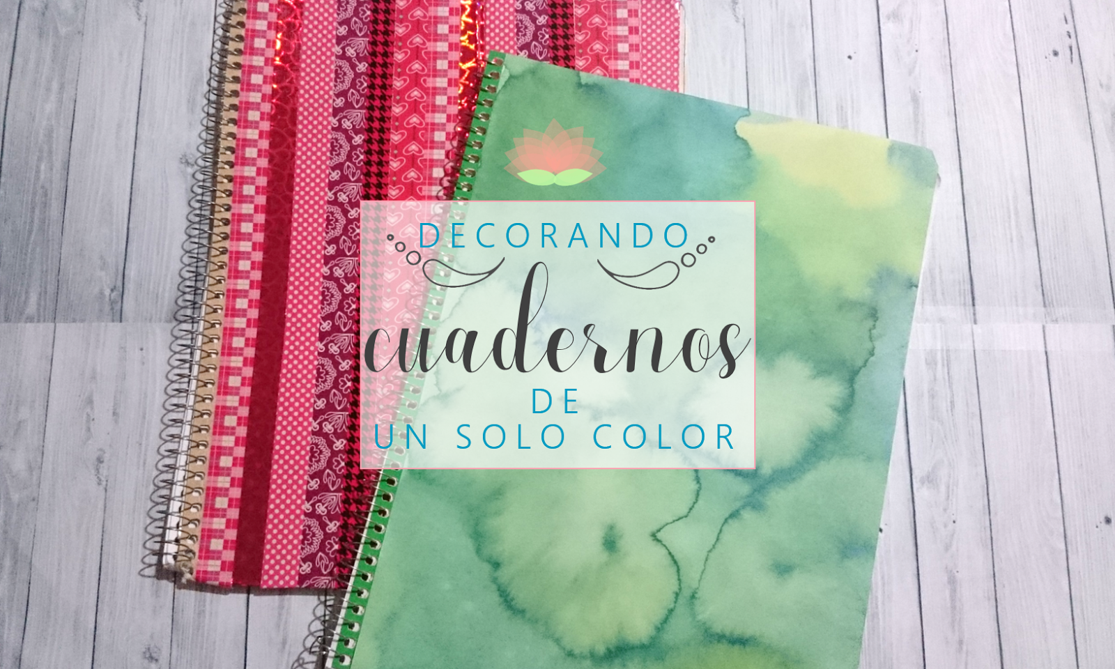 Ideas Para Decorar Tu Libreta Decorar Cuadernos De Un Solo Color The White Curl