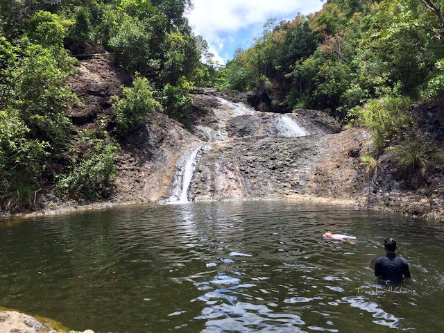 Jawili Falls, Aklan