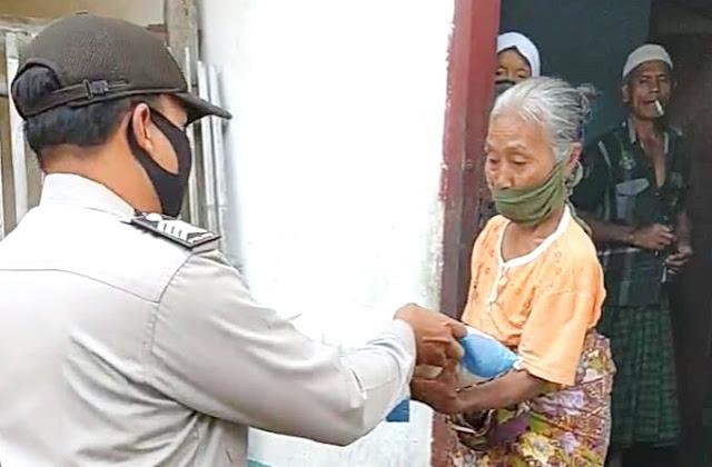 Hari ini, Polres Lotim Salurkan Bantuan Beras Mabes Polri di 6 Kecamatan