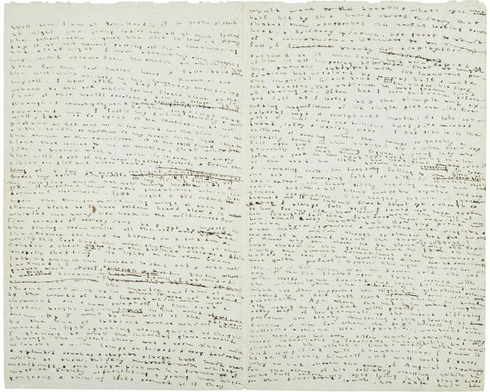 Charlotte Bronte, diario, appunti, notes, pensieri, scrittura, fantasia, pagine