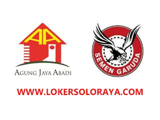 Lowongan Kerja Solo Marketing Lulusan D3 di CV Agung Jaya Abadi