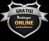 bimbingan online gratis