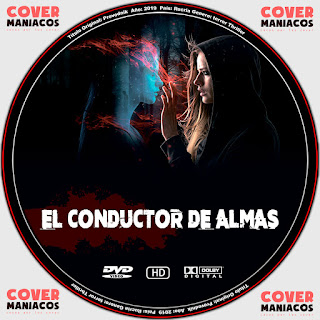GALLETA label EL CONDUCTOR DE ALMAS - Provodnik THE SOUL CONDUCTOR