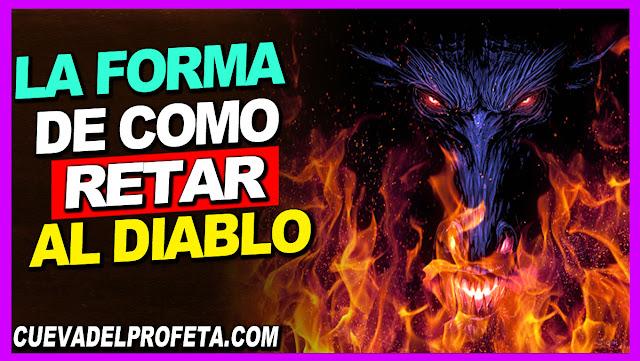 Esta es la forma de como retar al Diablo - William Marrion Branham en Español