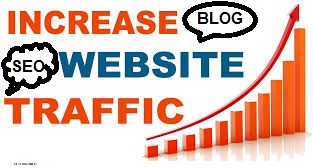 traffic on website and blog
