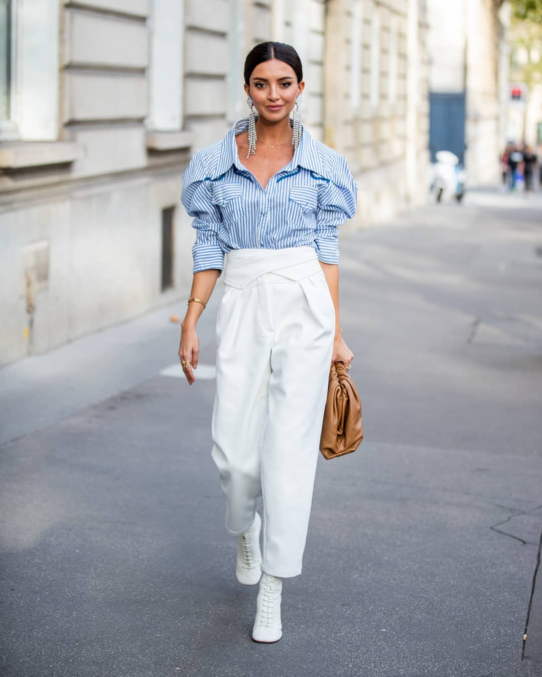 21 Pairs of White Pants That Aren't Denim
