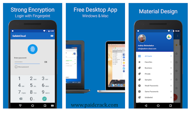 Password Manager SafeInCloud Pro Latest