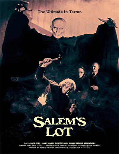 Ver Las brujas de Salem: La película (Salem's Lot) (1979) Online