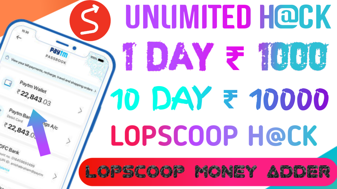 LoopScoop Earning Loot Earn 150Rs Per Day  Free Recharge