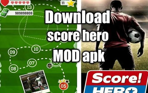 Download Score Hero Mod Apk