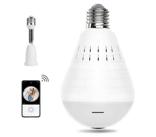 HeyLR DY-05 4GHz-Bulb Camera WiFi Outdoor-Wireless