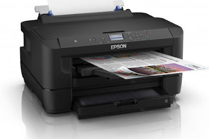 Download Epson WorkForce WF-7210DTW Drivers