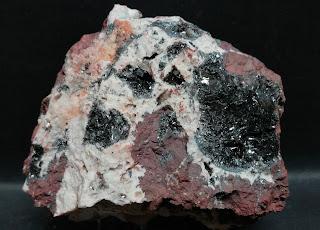 Hematites, Mina La Inglesa, Mansilla de la Sierra , La Rioja, 11 cm
