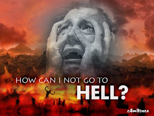 How can I not go to hell? - cambraza