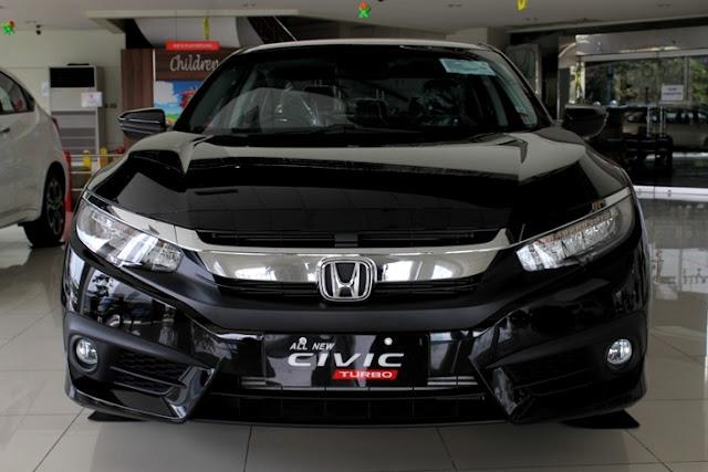 Mobil Honda Civic Sedan 1.5L Turbo ES