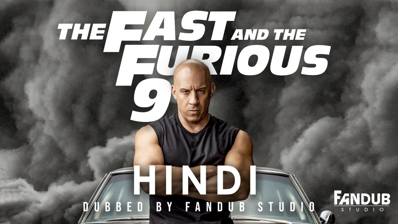 Fast and Furious 9 Hindi Dubbed Trailer #1 | FanDub Studio by The Okay Bhargav Company