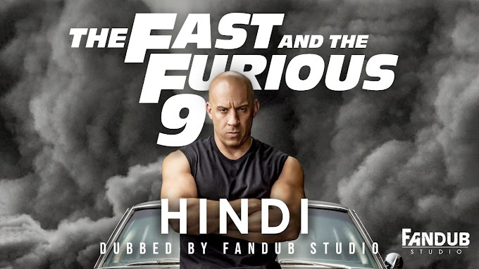 Fast and Furious 9 Hindi Dubbed Trailer #1 | FanDub Studio