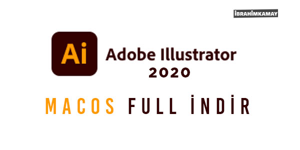 Adobe Illustrator 2020 v24.2.3 MacOS İndir