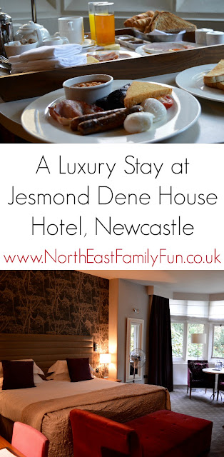 A Luxury Stay at Jesmond Dene House Hotel | The Best Luxury Boutique Hotel in Newcastle