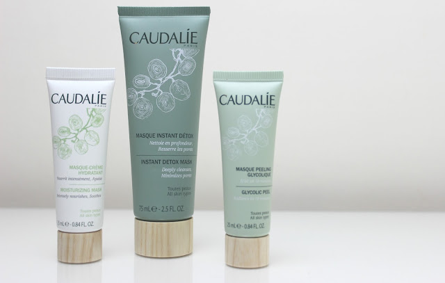 Caudalie Face Masks Review