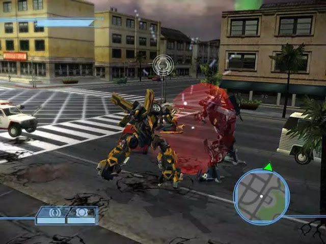 Transformers The Game PC Full Version Screenshot 2