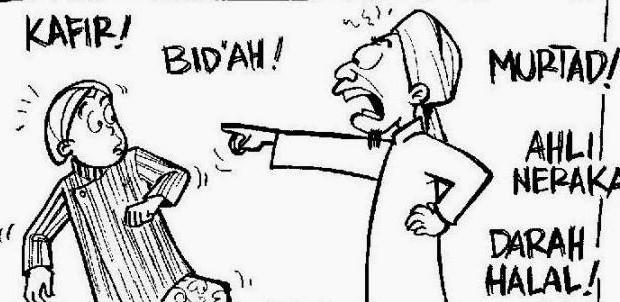 Sesama Muslim Jangan Mudah Meng-Kafir Kafirkan, Karena Keilmuan Agama Itu Ditunjukkan Dengan Akhlakul Karimah