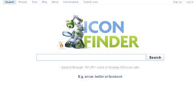 IconFinder: buscador de iconos gratis