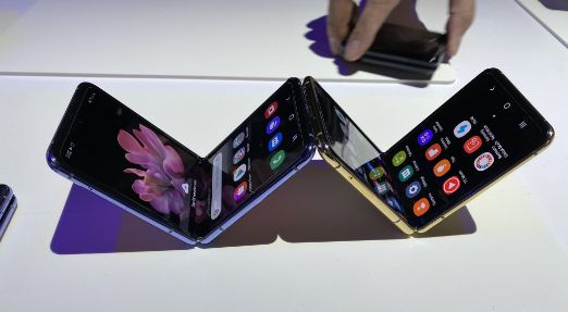 Samsung Galaxy Z Flip Smartphone Specs, Feature and Price in India