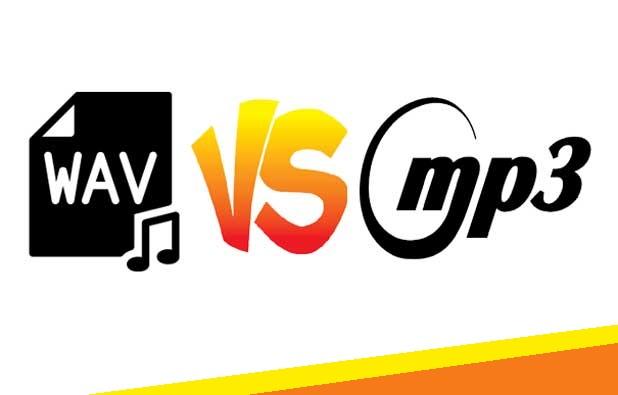 WAV और MP3 Audio File Format में क्या अंतर है?