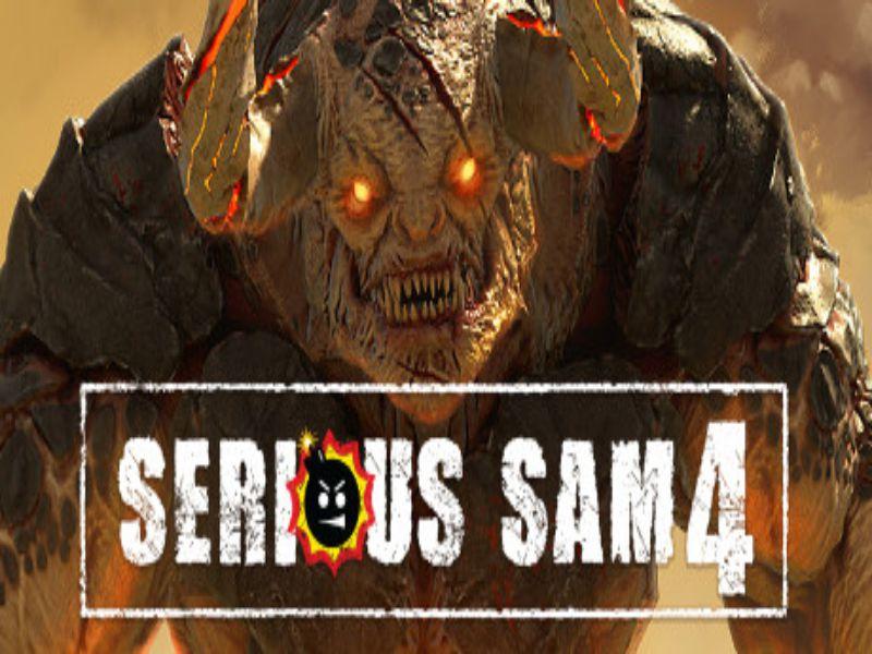 Download Serious Sam 4 Game PC Free