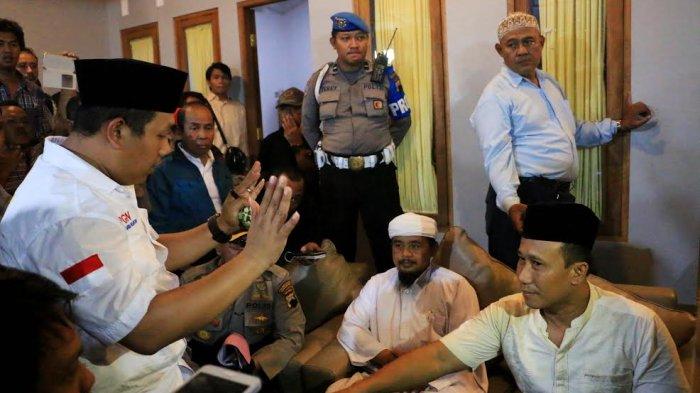 Dengan Alasan Keamanan, Kapolrestabes Bubarkan Deklarasi FPI Semarang