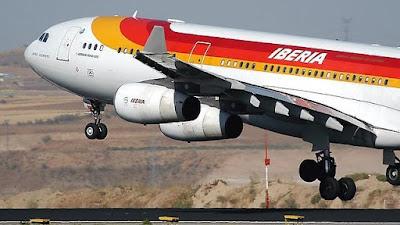 رقم هاتف طيران ايبريا Iberia (IB) عروض و حجز رحلات  اثمنة جد رخيصه