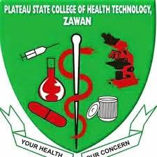 Plateau State College of Health Tech Zawan Form 2020/2021