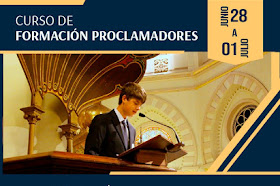 Curso de preparación para la delegación de Ministros Proclamadores, antiguos y nuevos