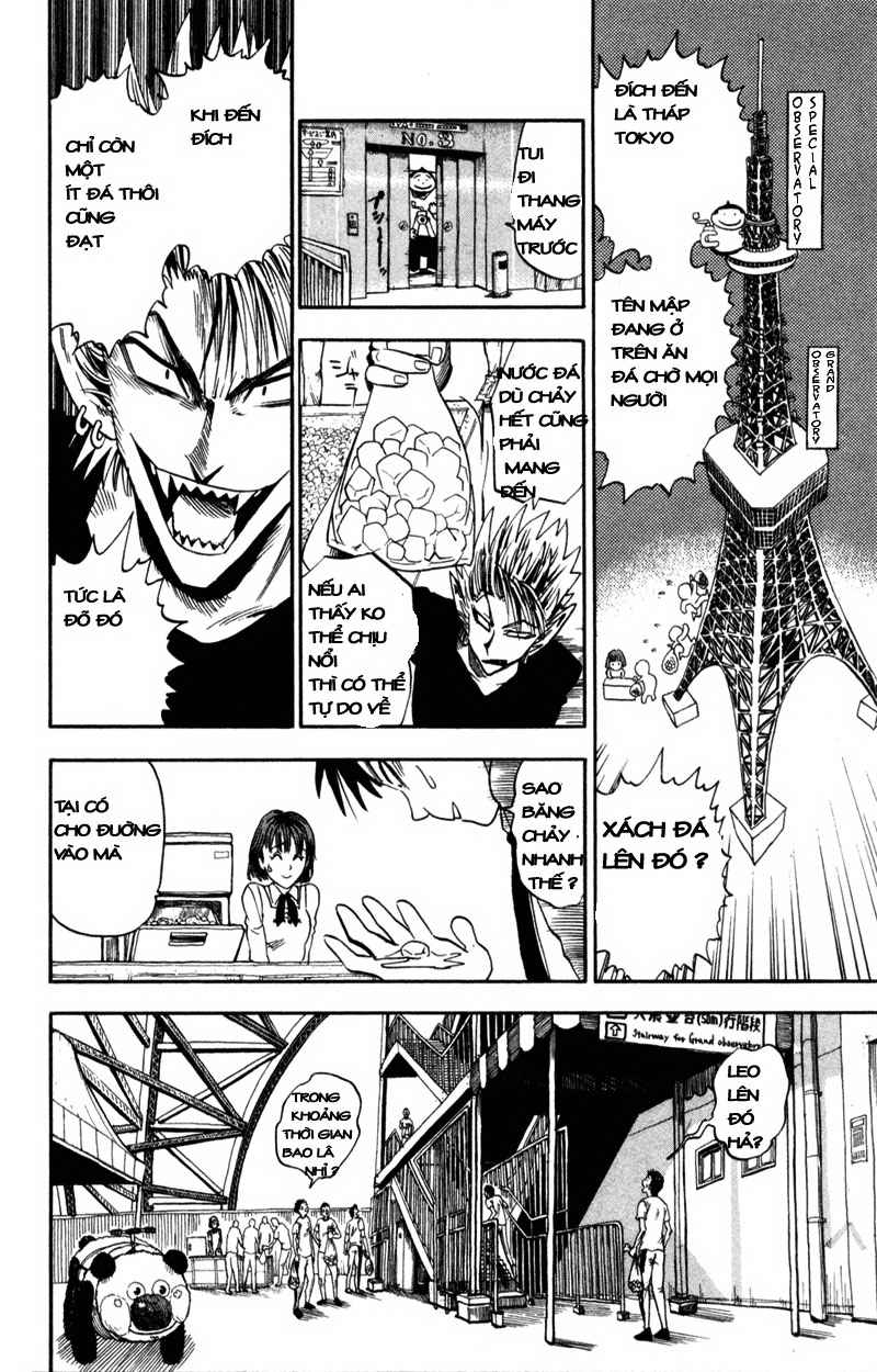 Eyeshield 21 chapter 32 trang 16