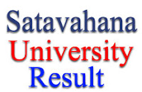 Satvahana University Results