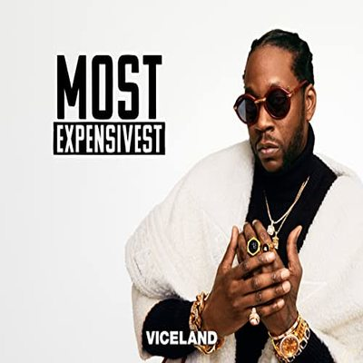 2 Chainz - Most Expensivest (2020) - Album Download, Itunes Cover, Official Cover, Album CD Cover Art, Tracklist, 320KBPS, Zip album