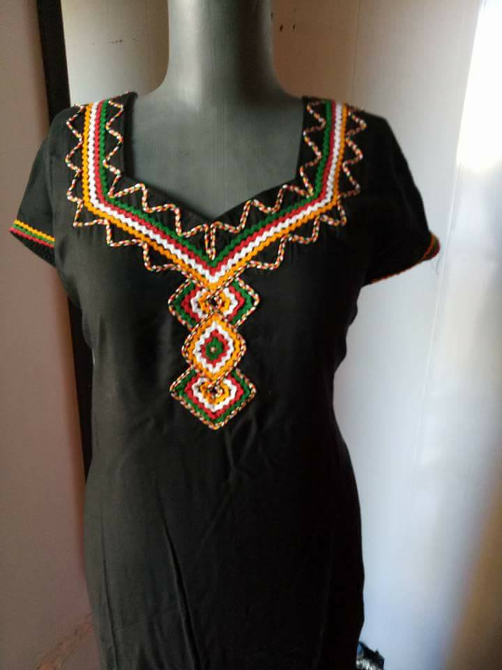 robe kabyle. Nouvelle collection