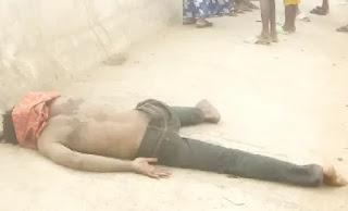 Man Faking Madness Caught With N250,000, Three iPhones, Women Underwear In Ogun