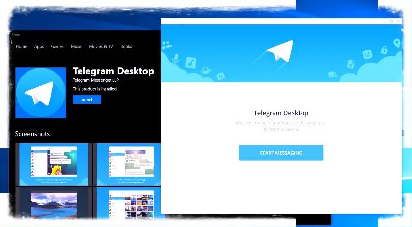 الرئيسية > ويندوز > تحميل Telegram للكمبيوتر برنامج التيليجرام لسطح المكتب رابط مباشر
