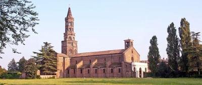 Abbazia di Chiaravalle della Colomba - Luoghi da Vedere in provincia di Piacenza - Gite e vacanze in Emilia