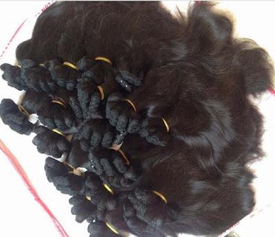 Mua bán tóc thật, tóc nối kẹp, tóc đội